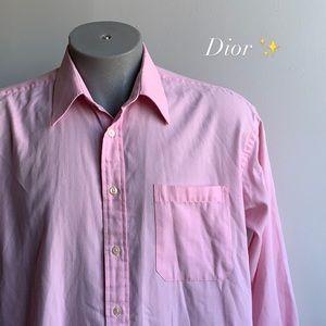 Soft Dior Dress Shirt